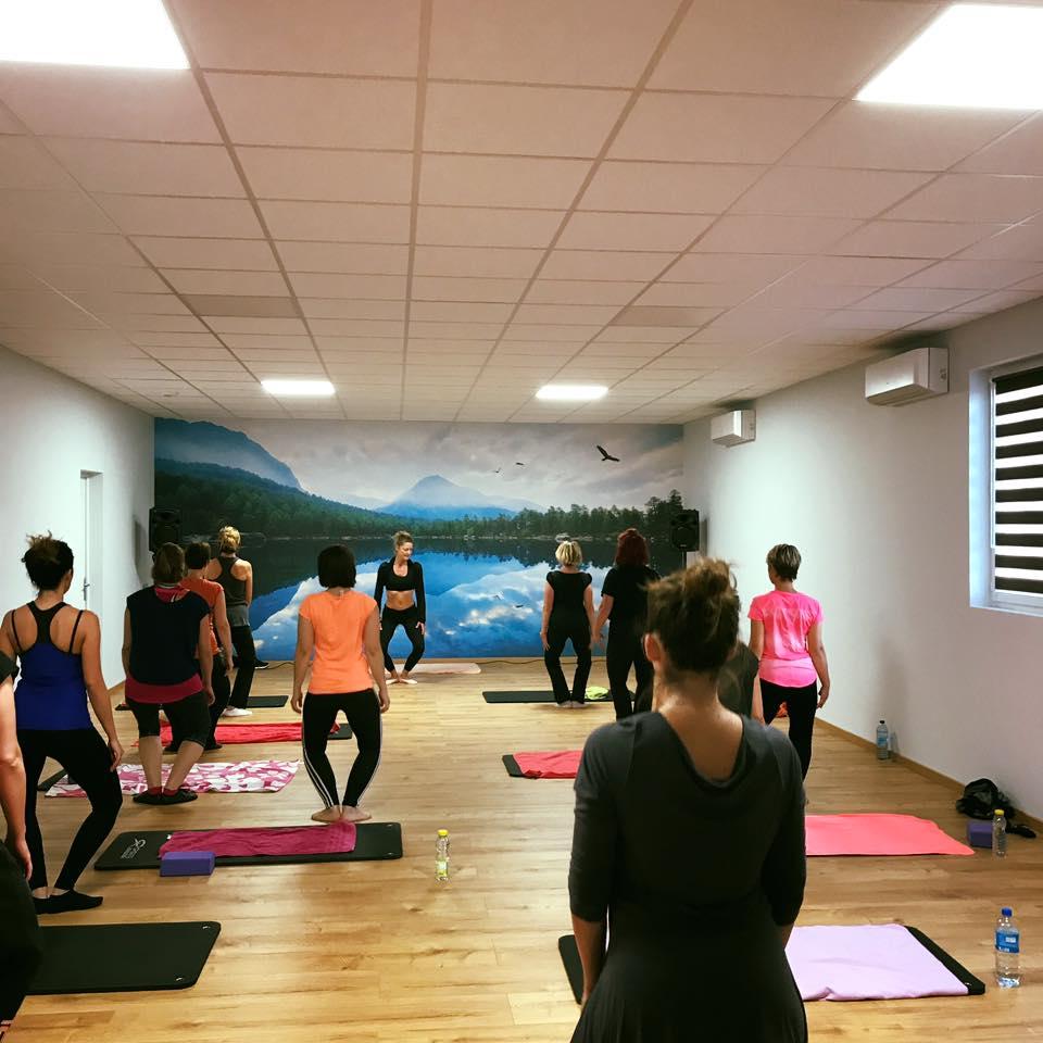 cours de yoga bourges